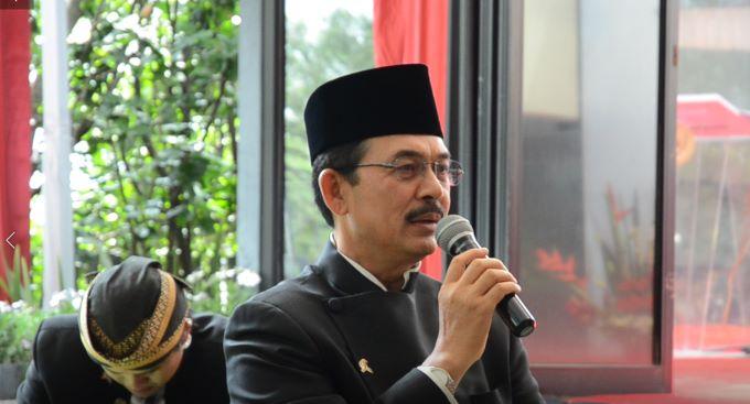 73° Aniversario de la Proclamación de la Independencia de la República de Indonesia
