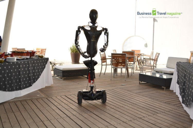 "Robot ""Concierge"""