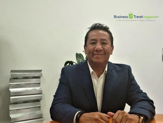 Entrevista con Eduardo Villa, Travel Manager de Elementia