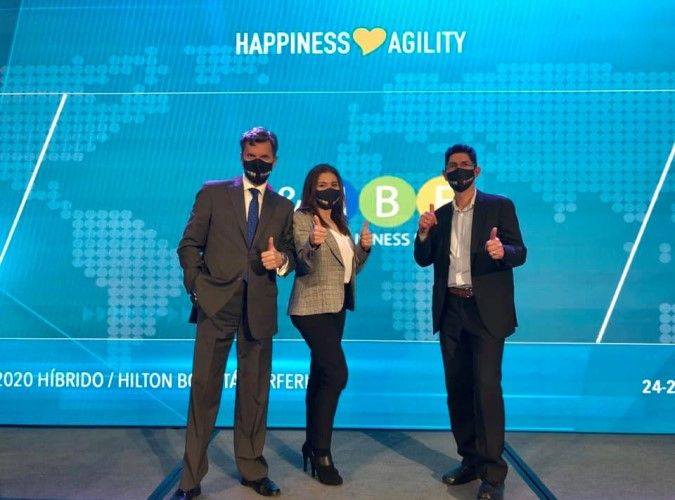 Todo un éxito el Travel & MICE Business Forum 2020 – Happiness & Agility