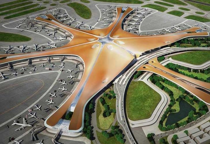 El sueño chino: aeropuerto de Daixing